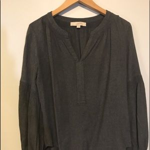 Loft blouse tunic